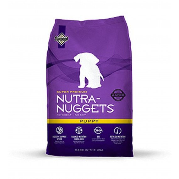NUTRA NUGGETS CACHORRO 3 KG