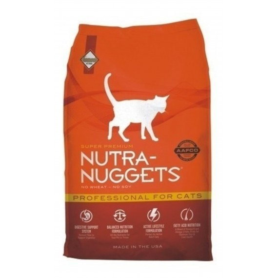 NUTRA NUGGETS GATO PROFESIONAL 1 KG