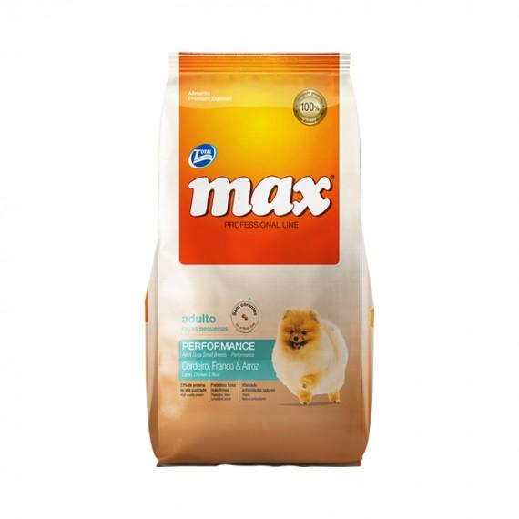 MAX RAZA PEQUEÑA PERFORMANCE POLLO 2KG
