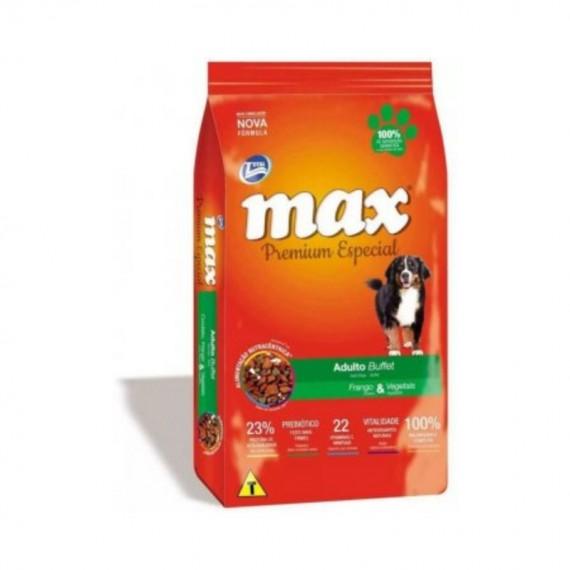 MAX ADULTO BUFFET 2 KG