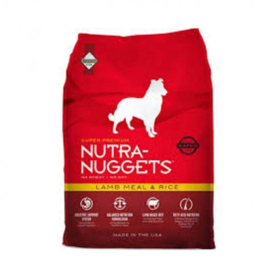 NUTRA NUGGETS 3 KG