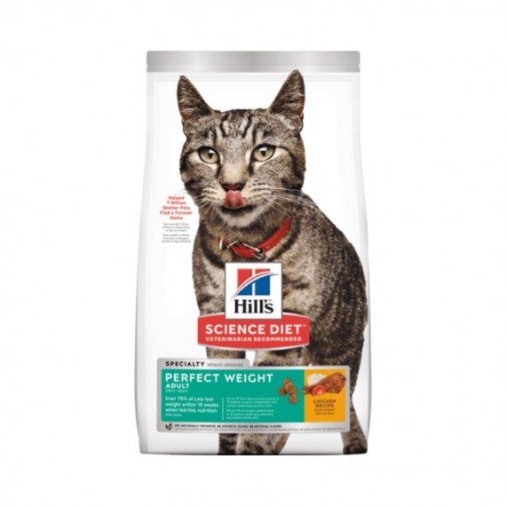 HILL´S FELINE PERFECT WEIGHT 3 LB
