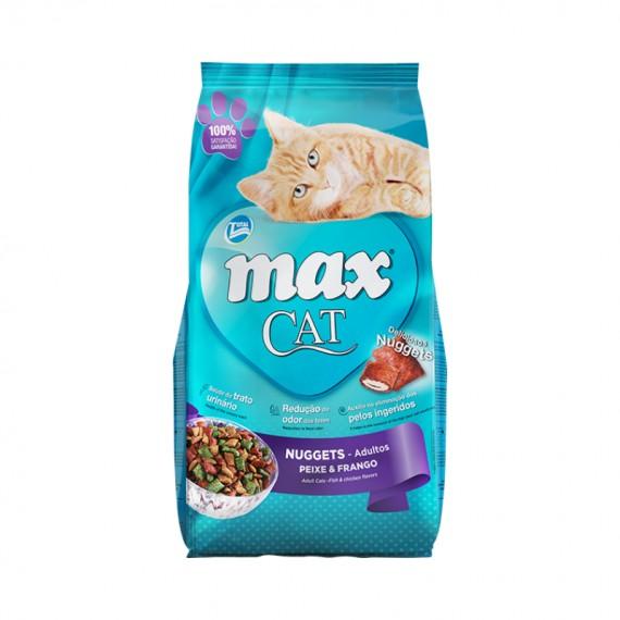 MAX CAT NUGGETS 1 KG