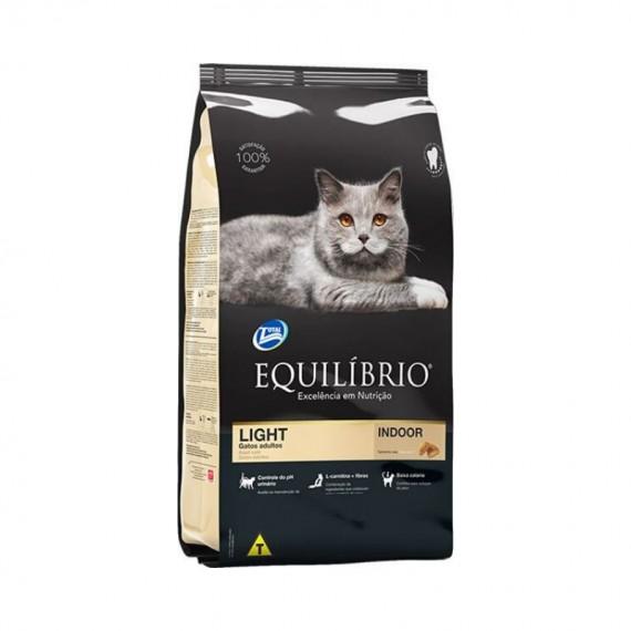 EQUILIBRIO GATO LIGHT 1,5 KG