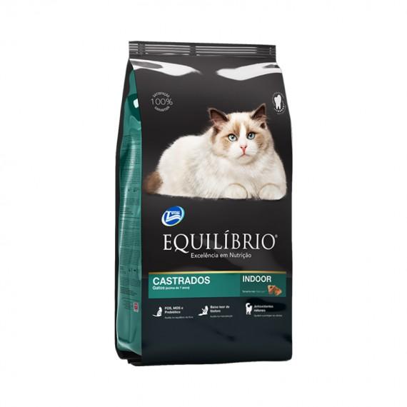 EQUILIBRIO GATO CASTRADO 7+