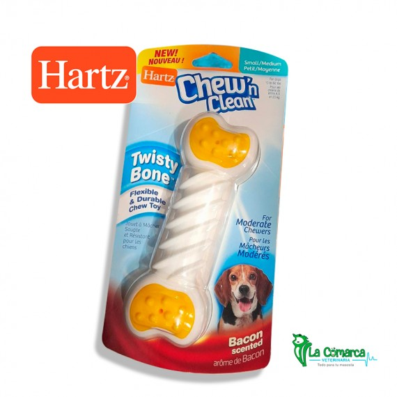 Chew'n Clean Twisty Bone small medium