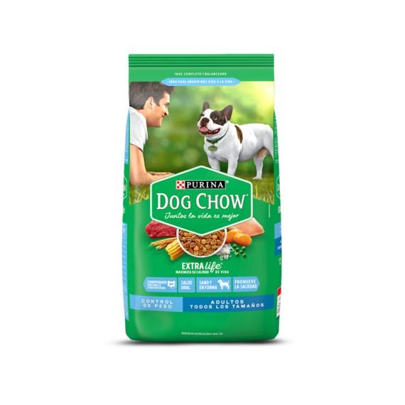 DOG CHOW Control de peso 2k
