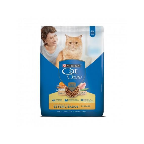 CAT CHOW Esterilizados 500gr