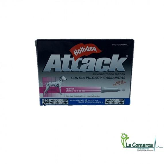 ATTACK PERRO 15-35 KL