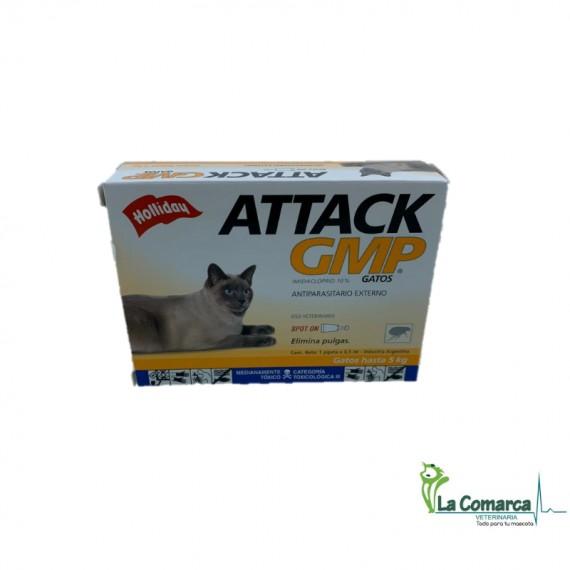 ATTACK GATOS HASTA 5 KG