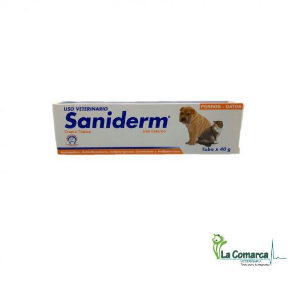 SANIDERM CREMA X120GMS REF3180