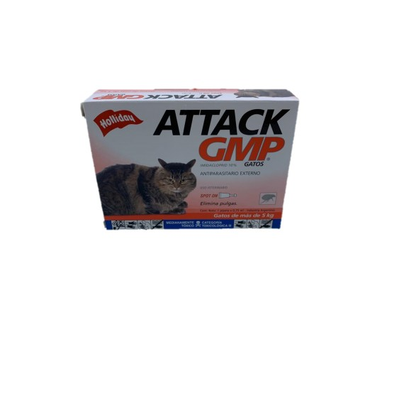 ATTACK GATOS MAS DE 5 KG